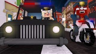 Wir sind jetzt Polizisten!
