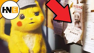 POKEMON Detective Pikachu Trailer BREAKDOWN & Things Missed