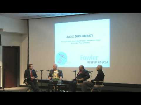 Jazz Diplomacy Conversation with Kenny Burrell, John Edward Hasse, and Quincy Jones