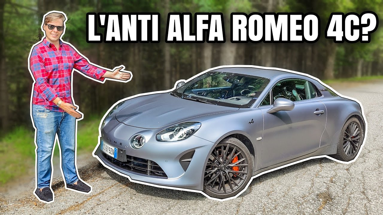 Alpine A110S: Un'Occasione Sprecata per Alfa Romeo? 🤔