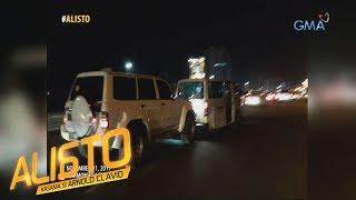 Alisto: Motorista, nag-amok at nang-araro ng mga sasakyan sa Commonwealth Avenue