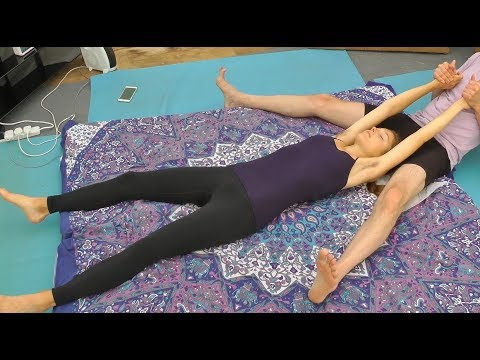 Milan Maha: Thai Yoga Massage with Theresa