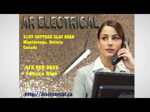 AR Electrical Services | Mississauga Electrical Services