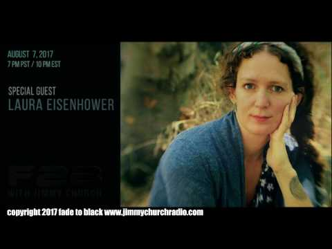 Ep. 701 FADE to BLACK Jimmy Church w/ Laura Eisenhower : This Planet Earth : LIVE