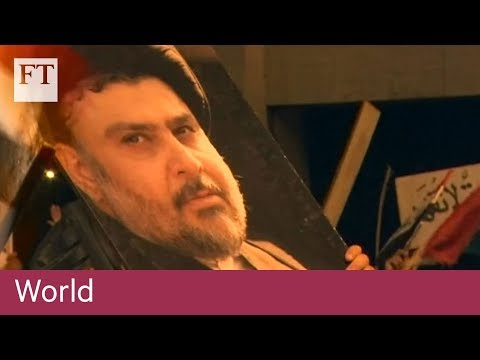 Muqtada al-Sadr: from Iraq's 'most dangerous man' to power broker