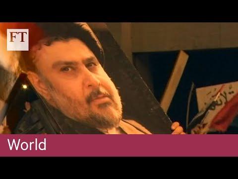 Muqtada al-Sadr: from Iraq's 'most dangerous man' to power broker