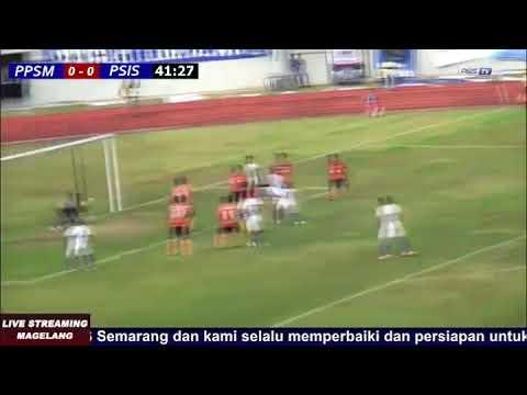 Replay Gol: PPSM Magelang vs PSIS Semarang