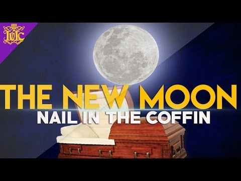 The Israelites: NEW MOON NAIL IN THE COFFIN