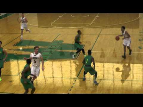 Boy's High School Basketball - Northmont vs New Albany 11-27-2015