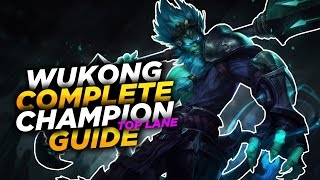 Wukong: BE THE VERY BEST - League of Legends Champion Guide [SEASON 7]
