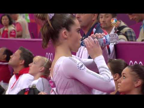 NBC Full Replay: 2012 Olympics Women's Vault Final