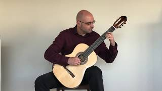 Optica Suite: II. Sunset - Classical Guitar - Stelios Kyriakidis