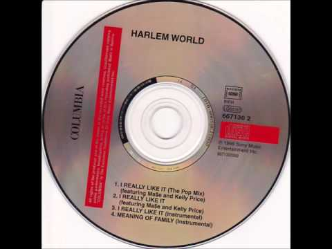 Harlem World featuring Mase I Really Like It (Clean Radio Edit) Unreleased New Music 2011