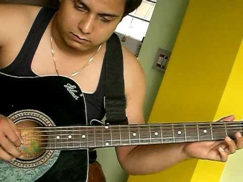 Papa Kehte Hai Guitar Lesson 1 Chords Strumming Youtube