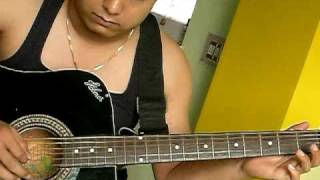 Papa Kehte hai guitar lesson 1( Chords & strumming)