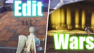 Insane Edit Wars With The Most Insane Rewards (130's, 200 brightcore) Fortnite Save The World