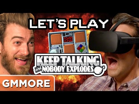 Let's Play: Keep Talking And Nobody Explodes
