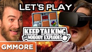 Let's Play: Keep Talking And Nobody Explodes - Good Mythical MORE