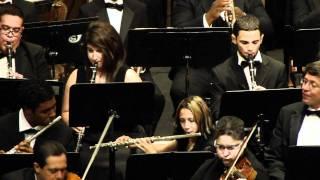 Marche Hongroise ( Berlioz) Kristalis Sotomayor - 7 Mayo 2011.