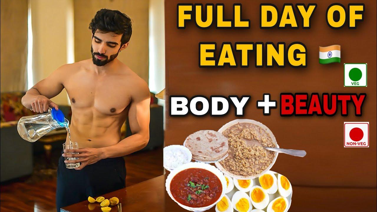 FULL DAY OF EATING| BODY & BEAUTY| VEG & NON VEG BUDGET DIET PLAN INDIAN STUDENTS| THEFORMALEDIT