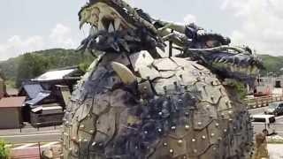 ドラゴン21 竜吟の滝