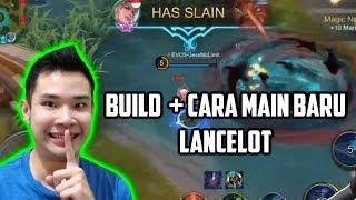 BUILD BARU + CARA MAIN BARU LANCELOT!