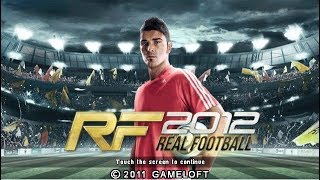Real Football 2012 [Touchscreen Java Games]