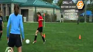 Soccer Footwork 04