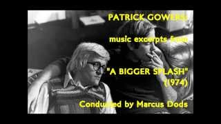 Patrick Gowers: music from A Bigger Splash (1974) thumbnail