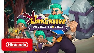 Wargroove: Double Trouble - Launch Trailer - Nintendo Switch