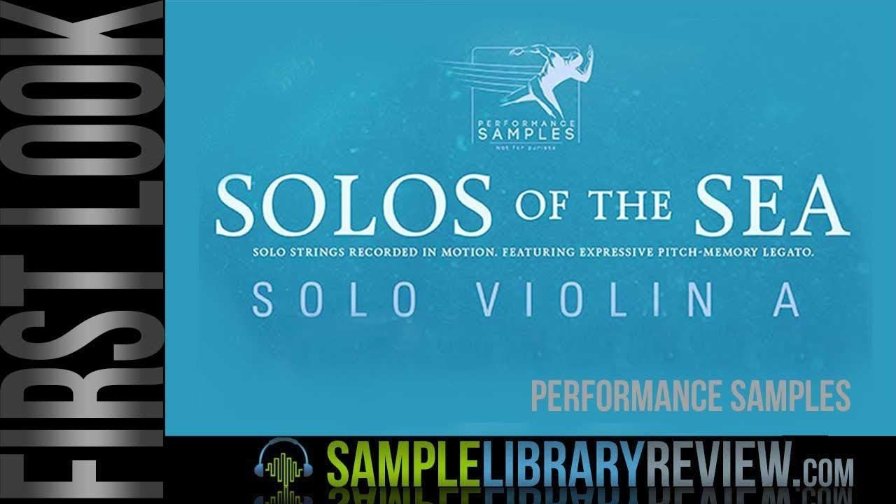 Review: Solos of the Sea – Solo Violin A by Performance