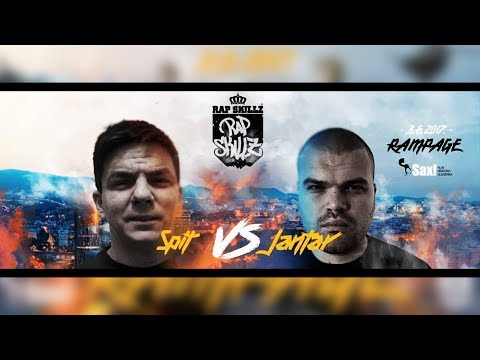 Rap Skillz - Rap Battle - Spit VS Jantar