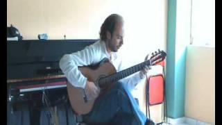 Carlo Domeniconi-Variationen über ein Anatolisches Volkslied