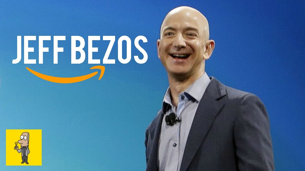 The Everything Store Jeff Bezos And The Age Of Amazon Animated