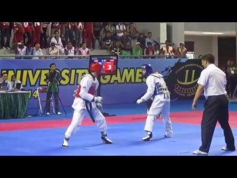 taekwondo AUG