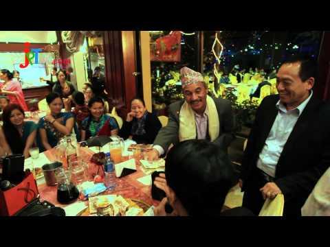 Sankhuwa Sabha Society Hong Kong Celebrating Deepawali 2012.