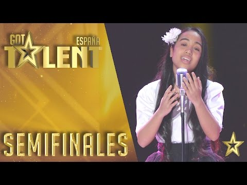 Dianne Jacobs | Semifinales 1 | Got Talent España 2016