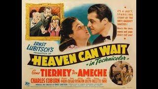 El diablo dijo no (Heaven Can Wait) 1943 - Película subtitulada en Español