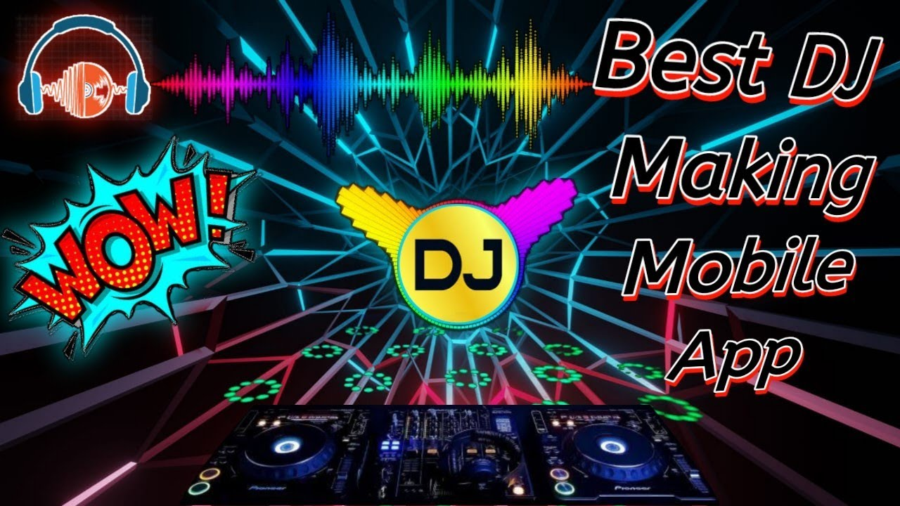 make your own dj remix song on android youtube. Black Bedroom Furniture Sets. Home Design Ideas