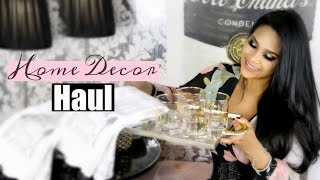 Home Decor Haul - Homegoods & Fall Winter Decor Updates - MissLizHeart