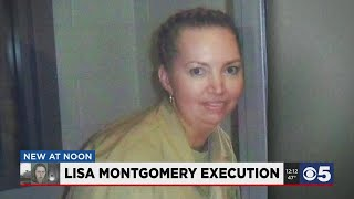 Legal Team For Lisa Montgomery Blasts Trump, His Administration For Her Death