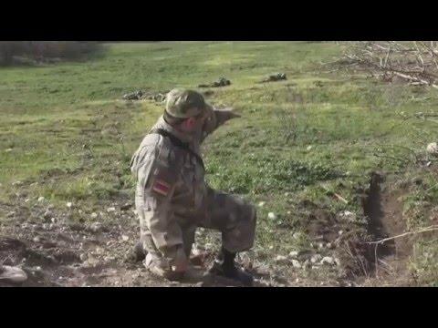 Азербайджанские солдаты уничтоженые Карабахской армией!