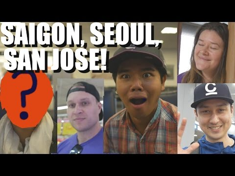 CRAZY LONG TRAVEL - Vietnam to Korea to Costa Rica. (MANY SURPRISES!)
