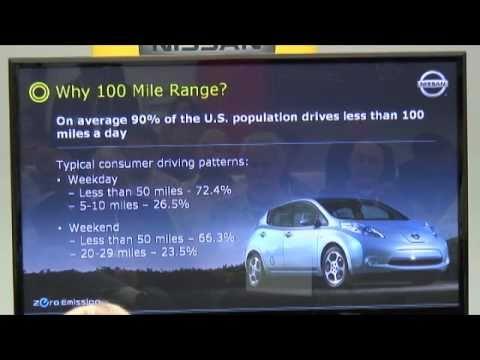 2011 Nissan LEAF, Customer Benefits