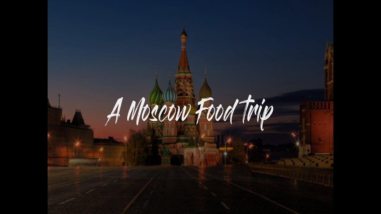 A Russia Food Trip