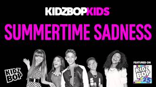 Watch Kidz Bop Kids Summertime Sadness video