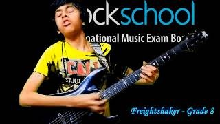 Freightshaker - Rockschool electric guitar Grade 8 | Guitar cover by Akshin
