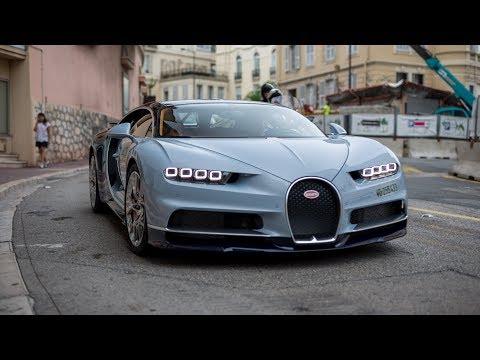 Supercars in Monaco 2018 - VOL. 1 (Chiron, 2x LaFerrari, Liberty Walk 458, MC12, Capristo SV)