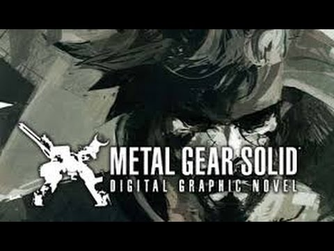 Metal Gear Solid (Digital Graphic Novel HD)