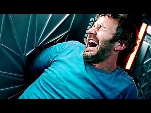"""""""Le mur a gobé mon bras !"""" - CLOVERFIELD 3"""